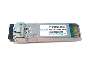 10GB/S SFP+ 850nm 300m Optical Transceiver pictures & photos