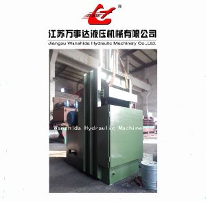 200L Drum Crusher