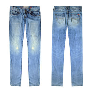 Lady Leisure Skinny Denim Fashion Jeans