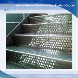 Perforated Metal for Stair Treads pictures & photos