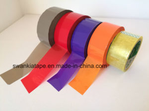 High Quality Colorful Customize Printed BOPP Gummed Tape pictures & photos