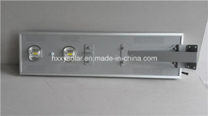30W Energy Saving All in One LED Solar Motion Sensor Street Panel Light pictures & photos