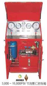 Control Console for Hydraulic Choke Manifold