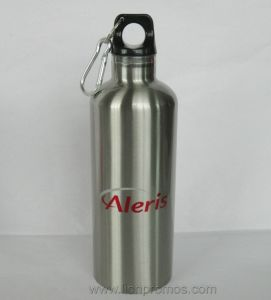 Logo Printed Promotional Gift Stainless Steel Sports Bottle pictures & photos