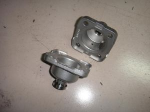 Casting Stainless Stee Cover pictures & photos