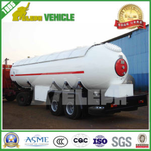55cbm LNG Storage Tank with 3 Axle Semi Trailers Transportation pictures & photos