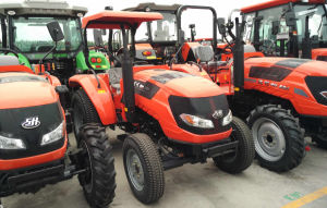 4 Wheel Tractor Sh354CT 4WD 35HP pictures & photos