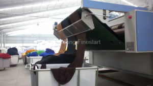 Textile Finishing Machine Three Pass Fabrics Dryer for Sale pictures & photos