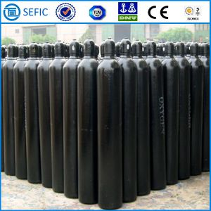 50L Industrial Seamless Steel Oxygen Gas Cylinder (EN ISO9809) pictures & photos