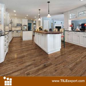 Wooden Grain Floor Tile (615202)