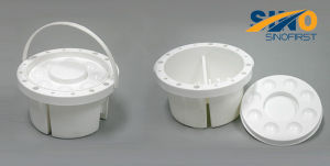 High Quality Plastic Palette, Paint Palette pictures & photos