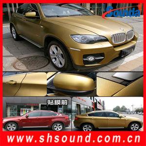 Cast Car Wrap Vinyl. PVC Carbon Fiber for Car Decoration pictures & photos
