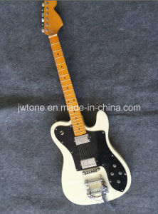 Olympic White Color Quality Tele Guitar pictures & photos