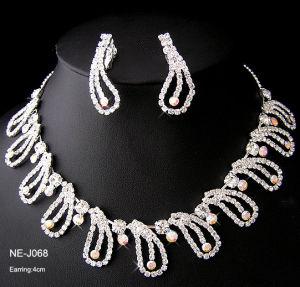 Pretty Wedding Jewelry Set