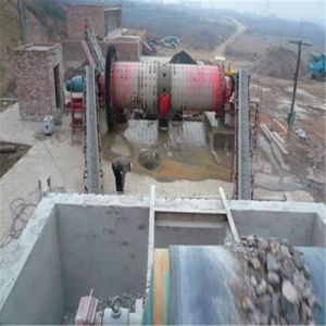 Ball Mill for Quartz Silica Sand and Feldspar Ore Grinding pictures & photos