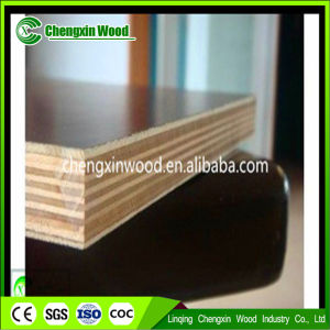 18mm Brown Film Faced Plywood 18mm Laminated Marine Plywood Cheap Plywood for Sale pictures & photos