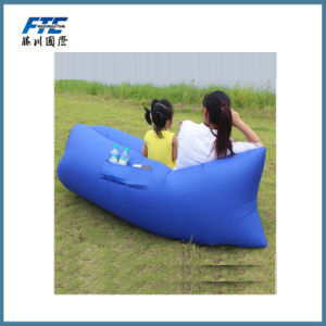 Inflable Sleeping Bag with Pocket pictures & photos