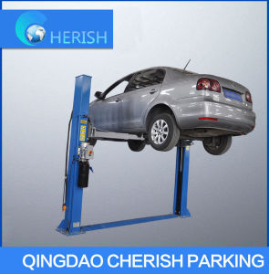 Best Quality and Cheaper Price Hydraulic Car Lift pictures & photos