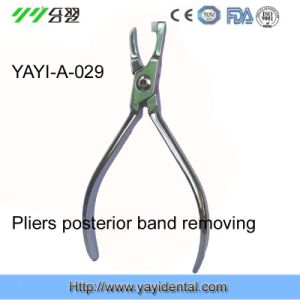 Reliable Orthodontic Pliers Supplier - Posterioband Removing Plier - Strong (A-029) pictures & photos