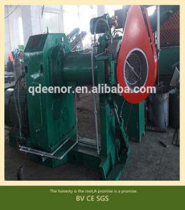 ISO9001 CE Silicone Rubber Extruder Machine/Top Grade Silicone Rubber Band Machine pictures & photos