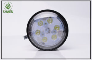 IP67 18W Round LED Car Driving Work Light pictures & photos