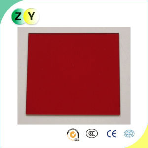 Red Glass, Widely Useful Optical Filter, RG665 pictures & photos
