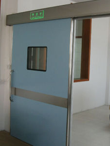 Low Price Automatic Medical Door (DS-M100-S) pictures & photos
