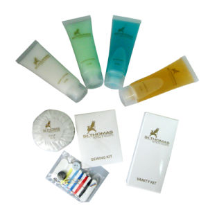 Hotel Guest Room Amenities Set Show Hotel Manufacturer Supplier pictures & photos