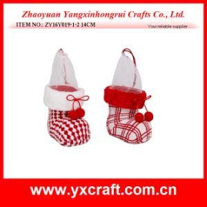 Christmas Decoration (ZY16Y019-1-2 14CM) Christmas Home Design pictures & photos