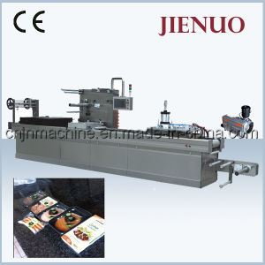 Automatic Vacuum Packing Filling and Sealing Machine pictures & photos