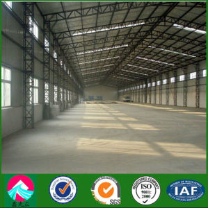 Steel Strucure Warehouse Built in Africa pictures & photos