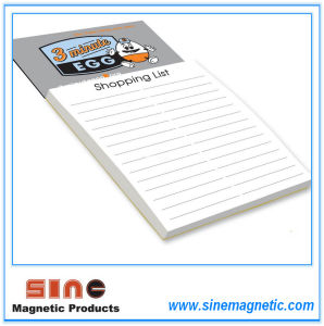 Good Quanlity Beautiful Magnetic Notepad Made of Paper pictures & photos