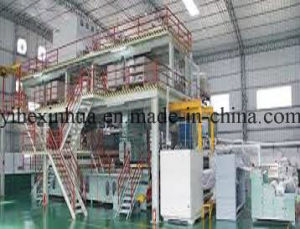 SMMS Non Woven Fabric Production Line 1600mm pictures & photos