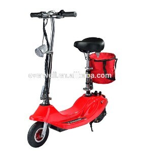 24V 250W CE Brush Electric Scooter