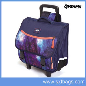 Popular Backpack Student Trolley Bag pictures & photos