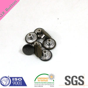 No-Sew Replacement Jean Tack Metal Buttons pictures & photos
