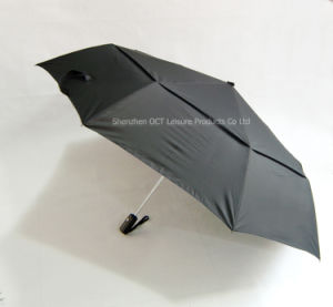 Deluxious Folding Golf Umbrella (OCT-G20) pictures & photos