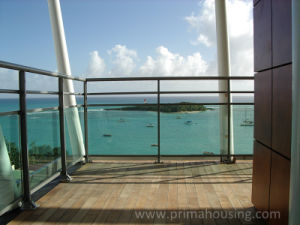 Balustrade+En+Aluminium pictures & photos