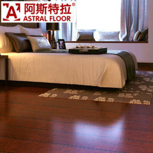 AC3/AC4 Commercial HDF Board with Click System Laminate Flooring (AS5801) pictures & photos