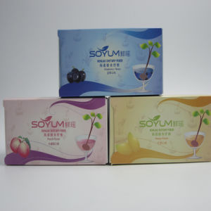 Mango Flavor Konjac Powder for Beverage