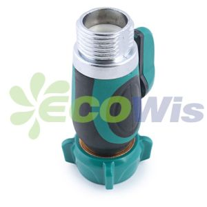Garden Hose Single Shut off Valve China Manufacturer pictures & photos