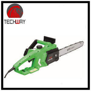 Electric Chain Saw with Metal Gear (S2410) pictures & photos