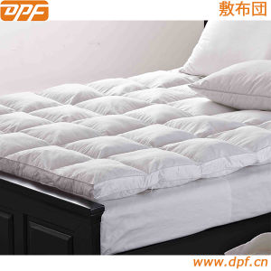 Comfortable Duck Down Hotel Mattress Topper pictures & photos