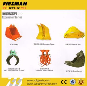 Excavator Attachments, Optional Extention Device of Excavator, Assistant Jigs, Multi Peel Grapple pictures & photos