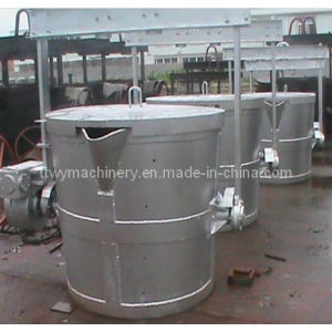 All of Casting Equipment, Hot Metal Ladle Machine Teapot Ladle for Sale pictures & photos