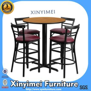 Bar Table and Chair Bar Furniture Set (XYM-T066) pictures & photos