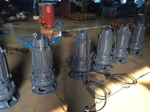 Wq Series Centrifugal Submersible Water Pump pictures & photos