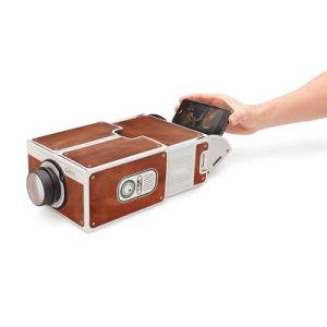 Smartphone Mini Projector Fantasy Cinema Cardboard pictures & photos