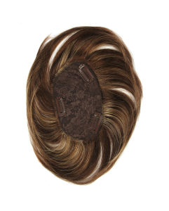 Top Piece with Human/Remy/Virgin Natural Hair pictures & photos