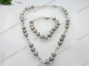 2014 Fashion Jewelry Factory Wholesale Stainless Steel Jewelry Sets